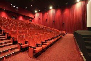 Dubinsko pranje i dezinfekcija bioskopa